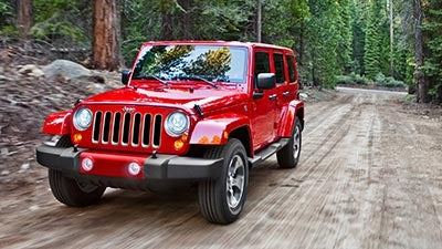 2018 Jeep Wrangler Unlimited Tullahoma Tn Trim Levels Exterior